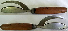 1- DALSON vintage fishing knife made in Australia
