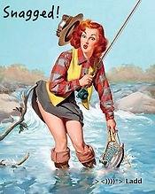 ReeLman Australia vintage fishing reel advertisement..
