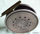 3- ATLAS Fly fishing reel Second version