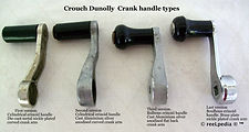 1- Crouch Dunolly fishing reel handle ty