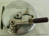 4- CROUCH Dual Brake vintage fishing ree