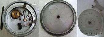 3- CROUCH c9 vintage fishing reel intern