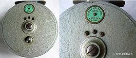2- Boaden NIGGER vintage Blackfish reel