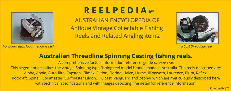 1-Australian ReeLpedia ®™ vintage Thread