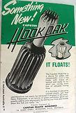 CAPSTAN Hook Pak advertisement