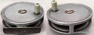 1-Kiewa non perforated vintage Fly reel
