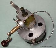HALL 'Albert_ vintage threadline spinnin