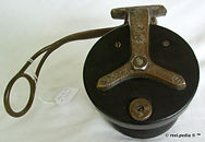 2- Pacfic Y back side cast reel