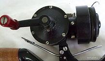 3- Tru Cast vintage fishing reel made in