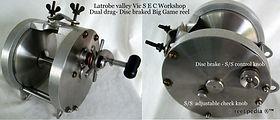 1- Vintage Workshop S E C  Game reel
