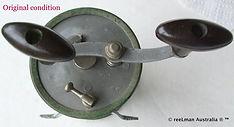 Hollow Spool vintage multiplying overhea