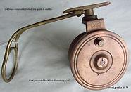 3- Lixall gunmetal vintage side cast fis