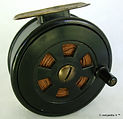 1- Goulburn vintage Fly fishing reel. Ma