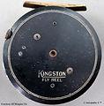 1- Kingston Fly fishing vintage reel mad