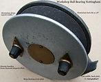 1- Vintage Nottingham ball bearing fishing reel