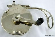 2- CELOX sidecast vintage fishing reel m