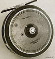 1-DERWENT vintage Fly reel made in Tasma