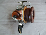 SEAMARTIN wood fishing reel version modle four