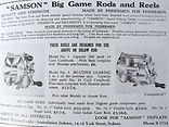 1- Samson vintage Game reels advertiseme