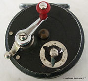 Williams rare vintage fly fishing reel made in Australia