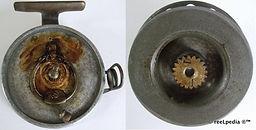 3-Vintage Workshop fishing reel made in Australia