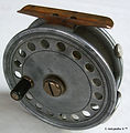 2- CROUCH SPORTSMAN vintage Fly fishing