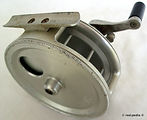 4- Crouch Cd 2 vintage fishing reel made
