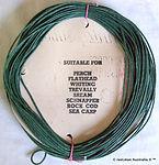 1- Atlantic No. 8 vintage fishing line b
