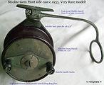 1- Steelite vintage sidecast fishing ree