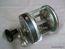Jack Harvey vintage  fishing reel