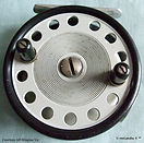 2- Cussons vintage Fly fishing reel last