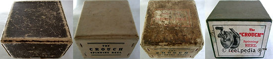 1-Crouch  Melbourne fishing reel Box typ