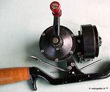 3- Tru Cast vintage spinning reel made i
