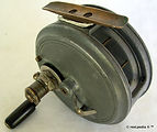 1- Crouch vintage fishing reel early mod