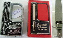1- Surfmaster vintage Fish Weighing scales made in Australia