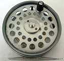 6- Silver King vintage Fly reel made for