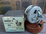 Crouch Standard fishing reel made in Australia