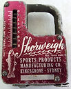 1- Shorweigh vintage fish weighing scales made in Australia