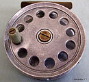 2- KIEWA vintage Fly fishing reel. Made