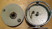 6- Troutmaster vintage Fly reel internal
