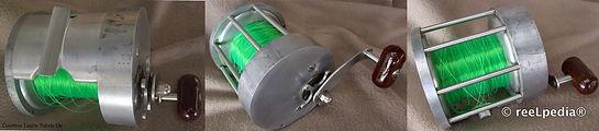2-Workshop Game fishing reel made in Australia