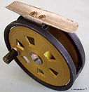 3- Lesta vintage Fly fishing reel. Made