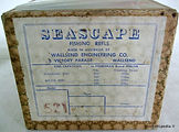 09- 12- SEASCAPE 521 vintage fishing ree