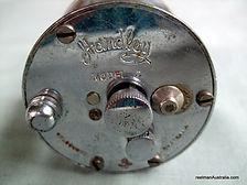 HANDLEY Model 'C' vintage fishing reel