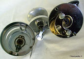 2- Seascape MINOR vintage fishing reel i