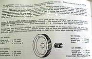 06- Seascape Hand book Gears & Gear Ratio Identification