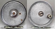 1- Kiewa non perforated vintage Fly reel