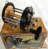 1-SPORTSMASTER vintage fishing reel with Box by Graeme Bennett Engineering