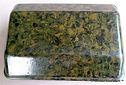 ACADEMY vintage Bakelite Fishing Tackle box made in Australia. Rare