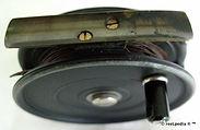 4- Rainbow vintage Fly fishing reel